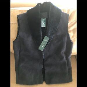 NWT black Ralph Lauren vest